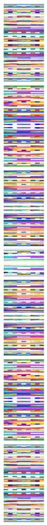 Shofar Reflections (Lines)